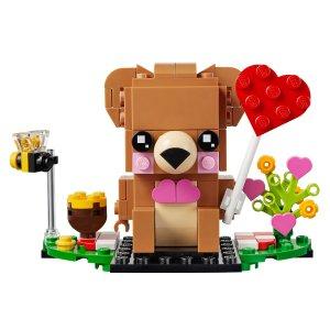 LEGO官网 细数适合做情人节礼物的乐高套系