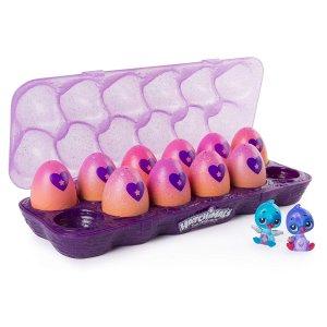 $11.11比黒五低:小号Hatchimals 神秘蛋玩具一盒12只