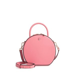 Kate Spade New YorkAndi Canteen Leather Crossbody Bag
