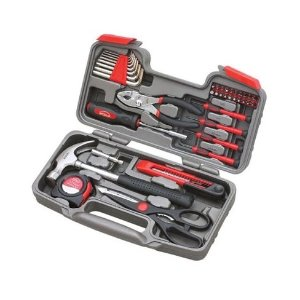 APOLLO 39-pc. Household Tool Kit