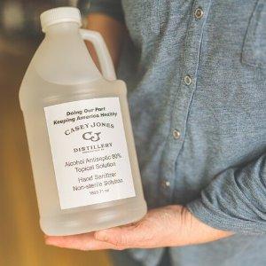 10% OffDealmoon Exclusive: Casey Jones Distillery Liquid Hand Sanitizer