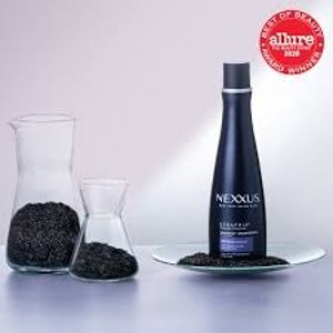 Nexxus黑米角蛋白洗发水400ml