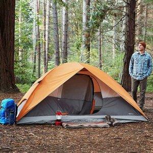 $56.85(原价$89.99)亚马逊自主品牌户外帐篷促销