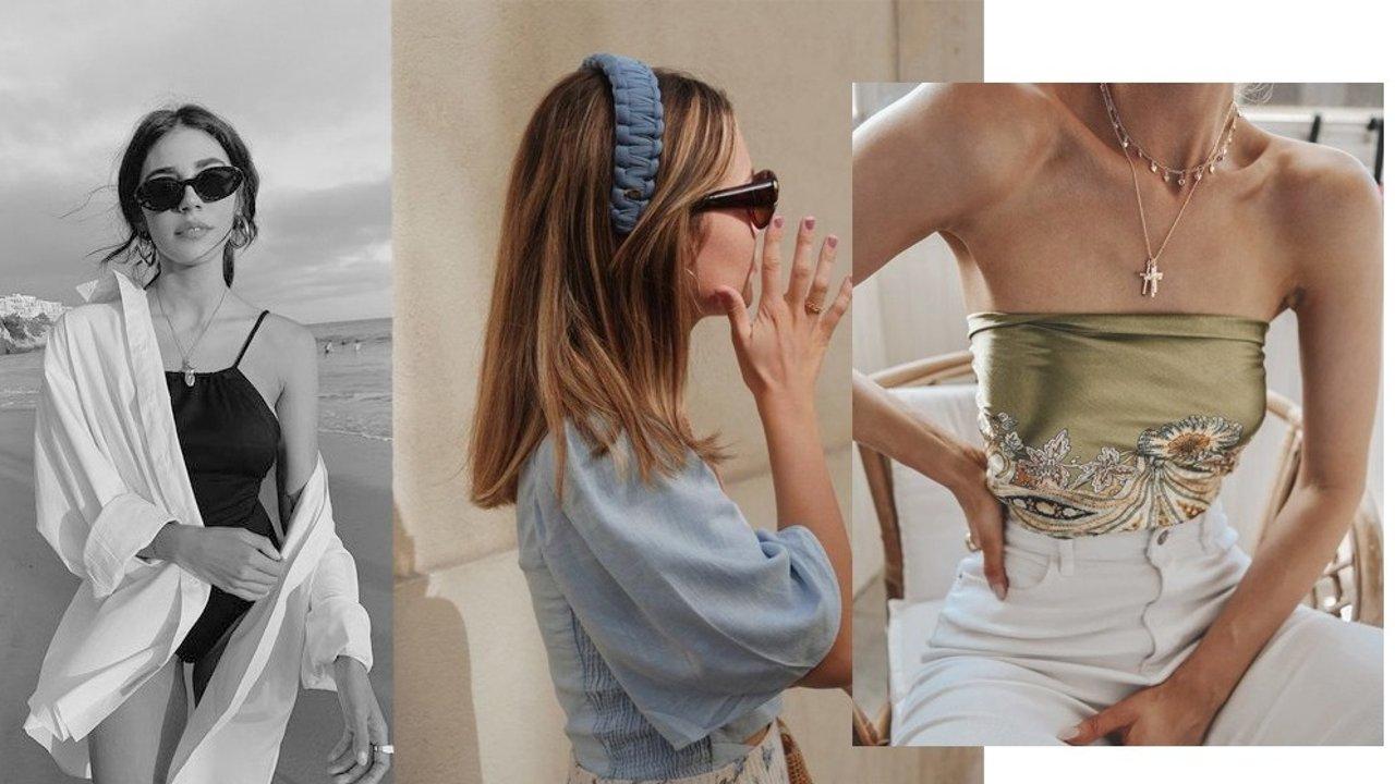 夏日穿搭必备单品,各种风格都尝试起来!
