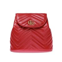 Gucci 'GG Marmont' 双肩包