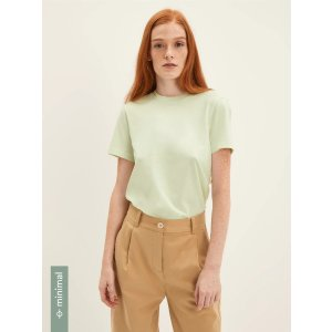 Frank And OakThe Essential Tee in Light Green