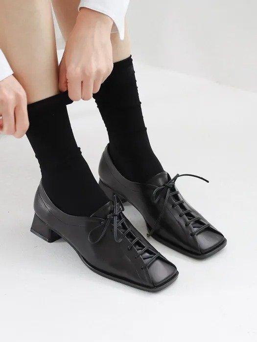 高跟乐福鞋
