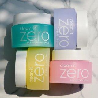 7.5折 卸妆膏仅$14.25独家:Banila Co 卸妆系列Clean it Zero特卖