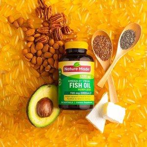 最高立减$8Costco 个护保健品大促 收辅酶Q10、鱼油、胶原蛋白