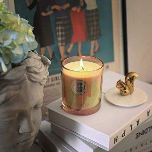 玫瑰香薰蜡烛