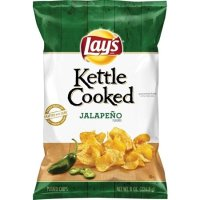 Lay's Kettle 墨西哥辣椒口味薯片 8 oz