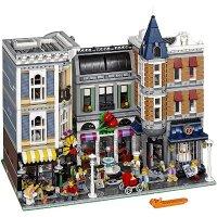 十周年巨献--组合广场 10255 Building Kit (4002 Pieces)