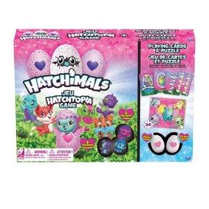 Hatchimals 孵蛋玩具卡片拼图游戏