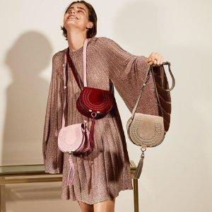Up To 60% OffChloe Handbags Sale @ Saks Fifth Avenue