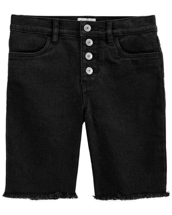 女童、大童短裤