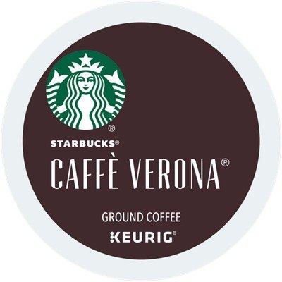 Caffe Verona® 深度烘焙咖啡胶囊 24颗装