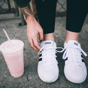 低至4折adidas、PUMA等成人、儿童鞋履促销