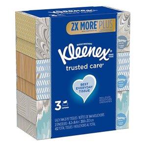 3盒x 144抽  面巾纸 舒适柔软必备囤货