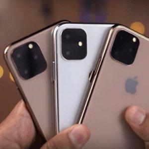 19iPhone发布会日期疑似锁定上半月你会真香吗,新iPhone 11将开卖 浴霸3摄+超级防抖+18W快充