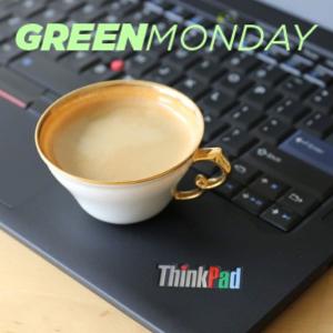 $969 收vpro i7+16GB+512G T480sLenovo 绿色周一大促,ThinkPad、IdeaPad等 低至3.3折