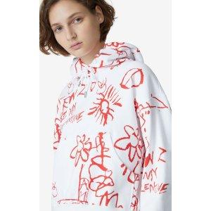 KenzoValentine's Day Capsule 'Be my Valentine' hooded sweatshirt