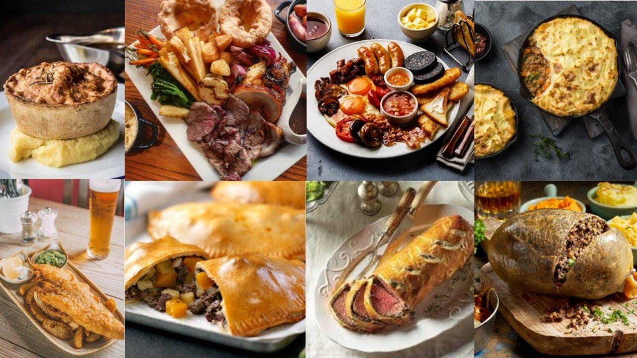 英国美食 | 除了炸鱼薯条,10大传统英国美食还有哪些?