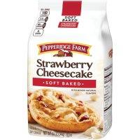 Pepperidge Farm 草莓味曲奇, 7.0 oz. Bag