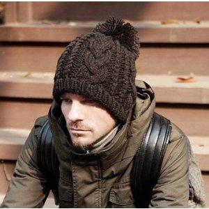 低至5折Boxing Day 开抢:精选男士围巾,手套,帽子特卖