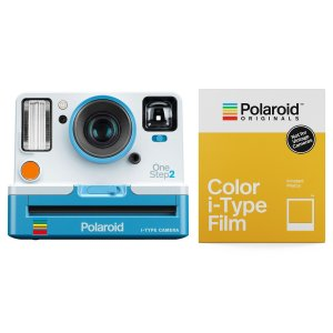 PolaroidOneStep 2拍立得/ Colour i-Type Film 8pk - Summer Blue