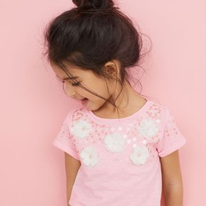 Up to 60% OffKids Items Sale @ H&M