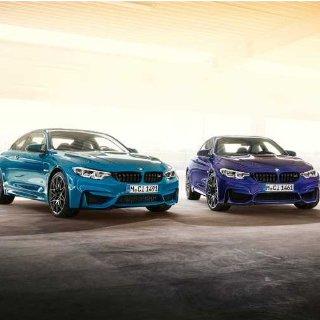 本世代M4终章 全球限量750台2020 BMW M4 M Heritage 限量版出炉