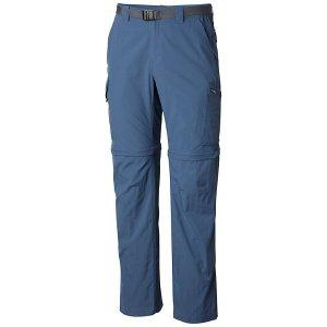 Columbia可拆卸成短裤男士防晒户外长裤