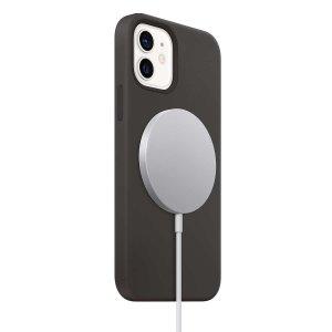 AppleiPhone 12 Mini 硅胶MagSafe保护壳+MagSafe充电器