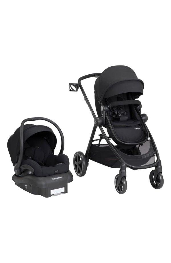 5-1 Mico 30婴儿座椅和Zelia童车套装