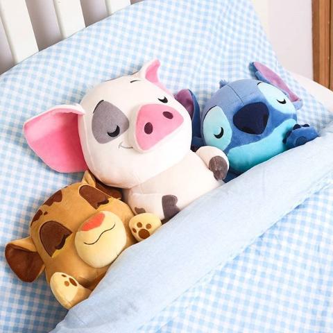 5.8折 现价€15 (原价€26)Disney 玩偶抱枕热促 最高人气反派草莓熊等你抱回家