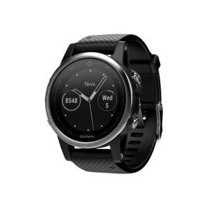 $349.99 (原价$549.99)Garmin Fenix 5S 智能户外手表