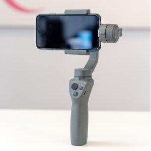 手残党的仙女棒经济适用型手机摄影最佳助手: DJI OSMO Mobile 2手机云台