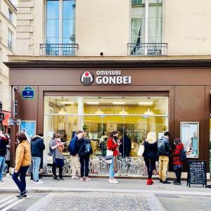 €2.6就能吃到三文鱼饭团解封后去哪吃?快去Omusubi Gonbei尝尝被法国人吹爆的日本饭团