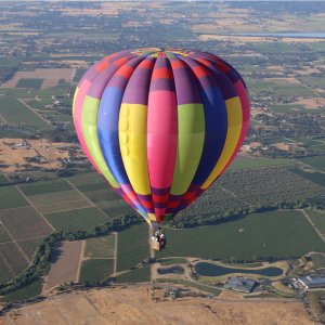 Starting from $179Hot Air Balloon Ride with Champagne In Sonoma Valley