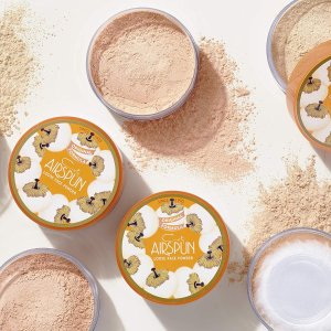 白菜价:Coty AirSpun 美国经典老牌控油定妆蜜粉 2.3盎司
