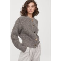 H&M 羊毛开衫