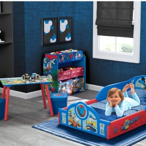 New Markdowns: 5-Piece Toddler Bedroom Set by Delta Children