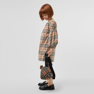 BurberryUp to $275 OffBurberry - Little Girl's & Girl's Alenka Tartan Dress