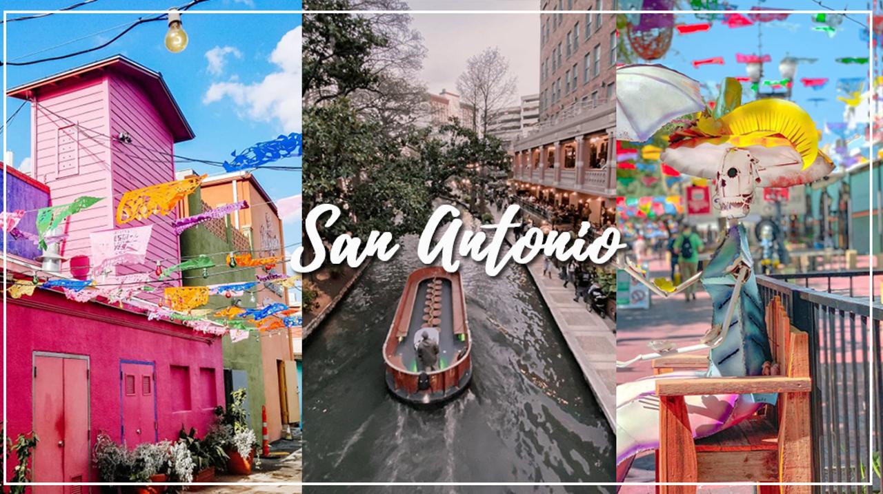 圣安东尼奥San Antonio旅游攻略   必去景点及路线规划,感受德州风情就在这一篇!