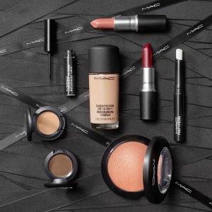 MAC Cosmetics官网 全场美妆促销 收故宫系列、新款套装