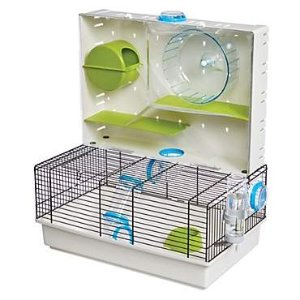 MidwestCritterville Arcade Hamster Cage, 18.11