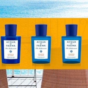 6折起 £34收阿玛菲无花果Acqua Di Parma 惊喜好折 朴灿烈同款地中海浪漫风情