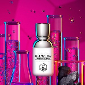 NEW! SUPERSERUM for $656-ACID REFINING TREATMENT @ Glamglow