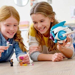 $36(原价$62.86)史低价:LEGO 乐高大电影系列甜美梅亨的西斯塔太空船 70830