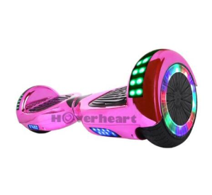 Hoverheart LED Star Flashing Wheels Scooter